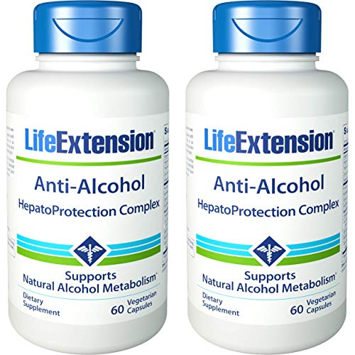 (Anti-Alcohol Antioxidants with HepatoProtection Complex 60)