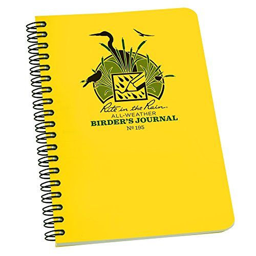 Rite in the Rain All Weather Spiral Notebook, 4 5/8