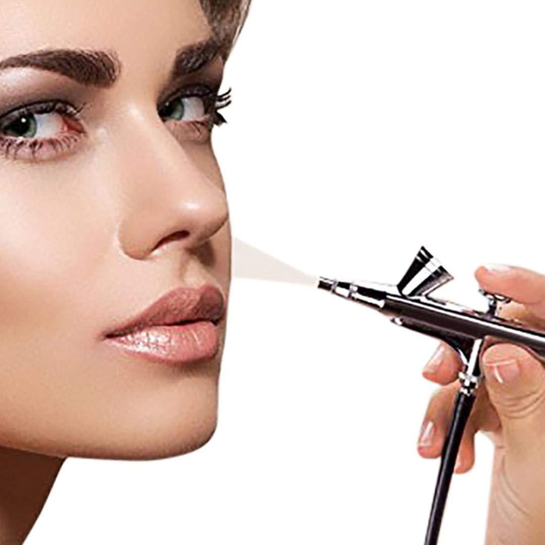 Ecosin Airbrush Makeup System Quick Makeup Concealing Sprayer Easy For Makeup
