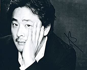 PARK CHAN-WOOK - Thirst Director AUTOGRAPH Signed 8x10 Photo