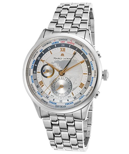 Maurice Lacroix Gents Masterpiece - Maurice Lacroix Mp6008-Ss002-110 Men's Masterpiece Automatic