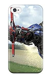 Tough Iphone Case Cover Case For Iphone 4/4s Transformers Age Of Extinction