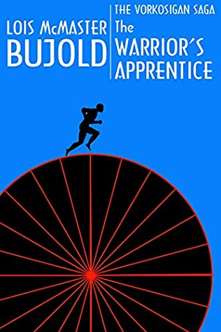 book cover of The Warrior\'s Apprentice