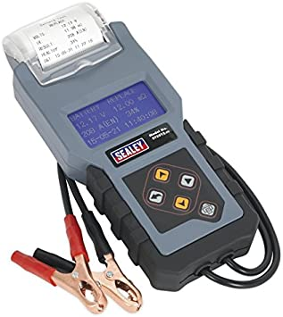 Sealey Digital Battery Tester 12V