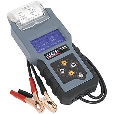 Sealey BT2012 Digital Battery Alternator Tester with Printer 12V
