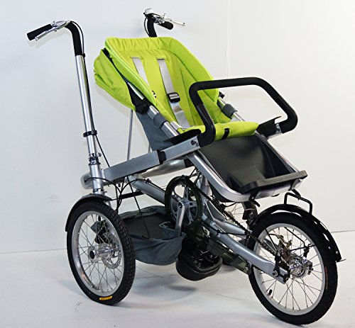 Baby Planet Stroller 3 Wheel - 9