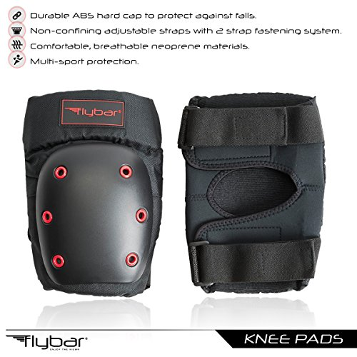 Review Flybar Knee Pads, Elbow