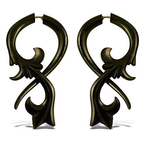 Horn Organic Ear Jewelry - 1