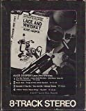 Lace And Whiskey Vintage Stereo 8-Track Tape