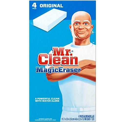Price comparison product image Mr. Clean Magic Eraser,  Original 4 ea