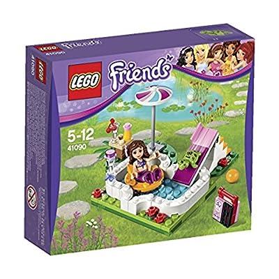 LEGO Friends 41090 Olivias Gartenpool: Toys & Games