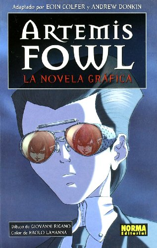Artemis Fowl (Artemis Fowl The Graphic Novel) (Spanish Edition)