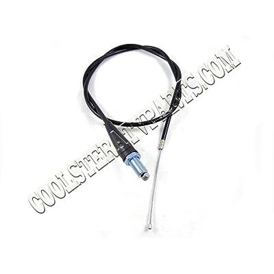 """X-PRO 32.3"""" Throttle Cable for 70 cc 90cc 110 cc 125cc Dirt Bikes Pit Bike SSR Coolster Roketa: Automotive"""