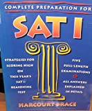 Complete Preparation for the SAT 9780156012218