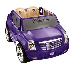 Power Wheel Purple Cadillac Escalade