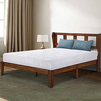 Amazon Com Primasleep Pr40sf03f Deluxe Solid Platform Bed