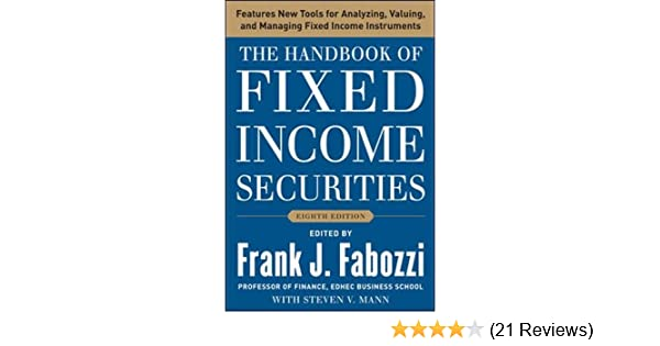 Fixed Income Analysis 3rd Edition Pdf