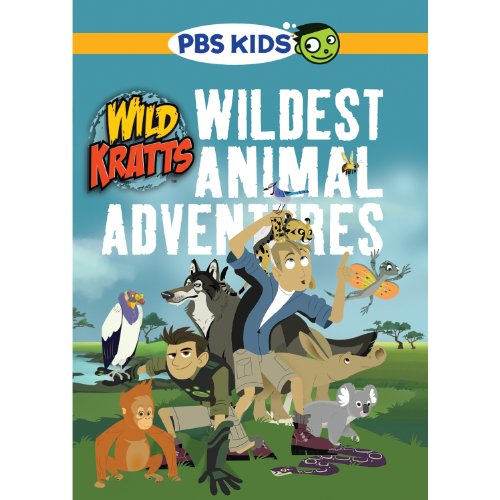 Wild Kratts: Wildest Animal Adventures by PBS