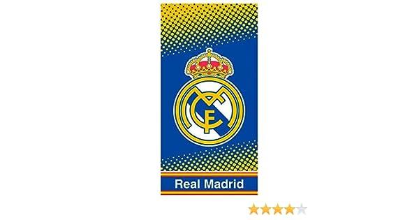 Cerdá Toalla De Playa Real Madrid Microfibra 70x140cm.: Amazon.es: Hogar