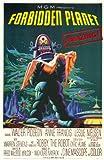 Forbidden Planet Poster Movie 11x17 Walter Pidgeon Anne Francis Leslie Nielsen Warren Stevens