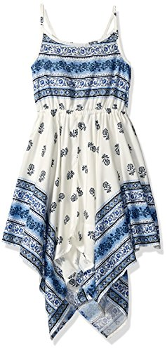 The Childrens Place Girls Sleeveless Casual Dress
