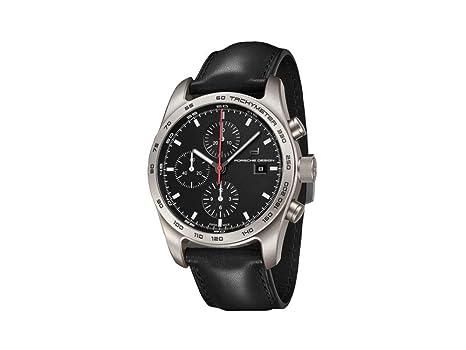 Porsche Design Automatic Watch, Titanium, Chronograph, COSC, 6011.10.406.113