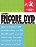 Adobe Encore DVD for Windows, Steve Tomich, 0321194381