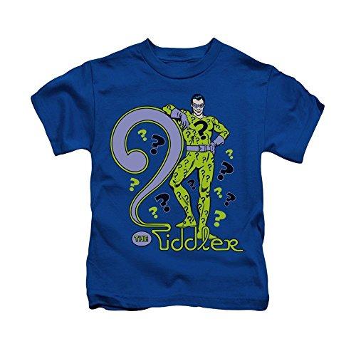 Don't Question The Riddler Kids T-Shirt