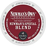 Newman's Own Special Blend Coffee, Medium Roast Coffee K-Cup Portion Pack for Keurig K-Cup Brewers (Pack of 160 Cups)…