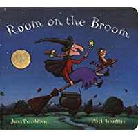 Deals on Room on the Broom Board book Illustrated