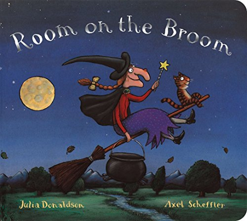 Room on the Broom Board Book -