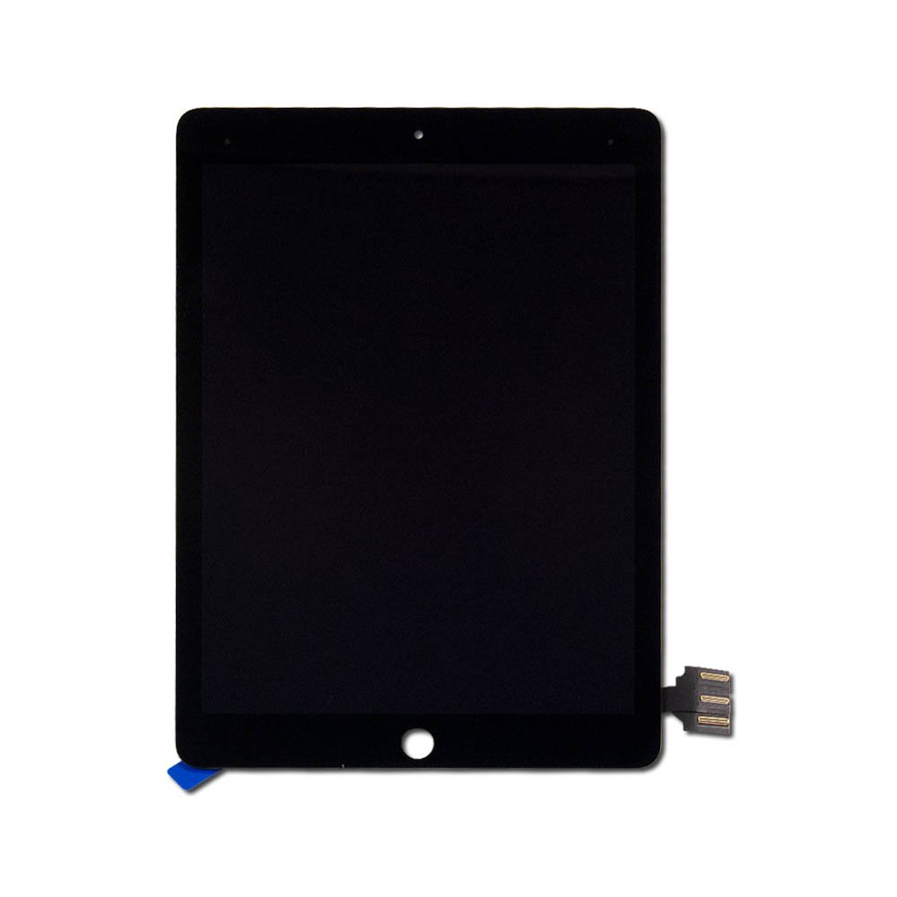 Touch Screen Digitizer and LCD for Apple iPad Pro 9.7'' - Includes IC Chip - Black by Group Vertical
