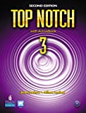 Top Notch 3 with ActiveBook, MyLab, and Workbook Pack (2nd Edition), Joan Saslow, Allen Ascher, 0133046575