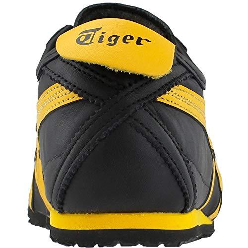 online store b4581 98bc2 Onitsuka Tiger Mexico 66 Mens in BlackGold Fusion, 13 ...