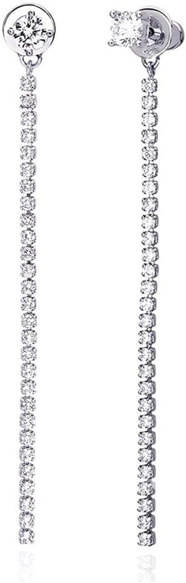 Mabina 563194 Mariana Rodriguez - Pendientes de plata para mujer