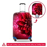 Creativebags Travel Trip Suitcase Trolley Luggage Protector Covers