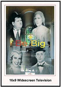Be Big : Widescreen Television