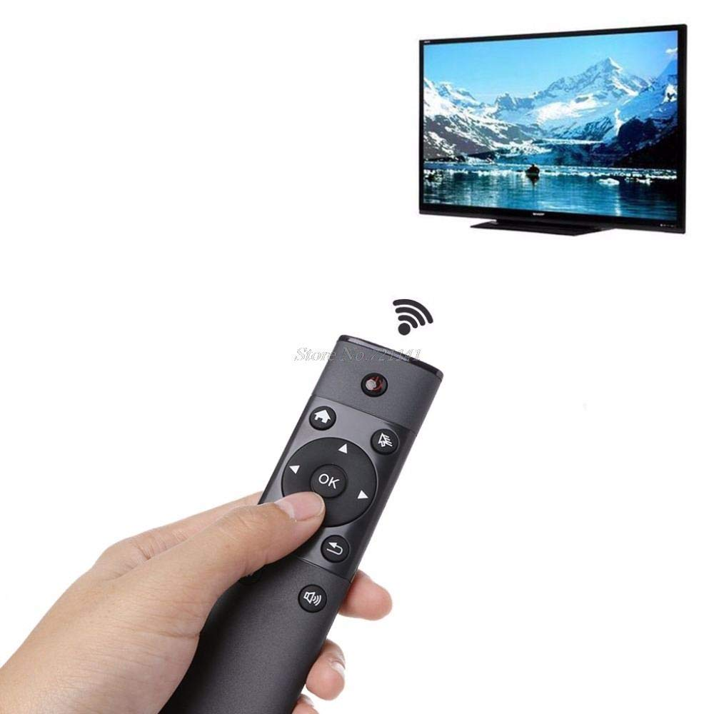 24GHz Wireless 12 Key Remote Control Air Mouse for Android for Windows for Mac Smart TV