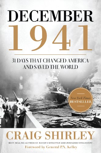 America 2000 Calendar - December 1941: 31 Days that Changed America and Saved the World