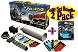 Schylling Turbospoke Bicycle Exhaust System & Motocard Refill Pack Deluxe Gift Set Bundle - by Turbospoke offers