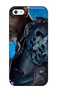 Premium Tpu Korath The Pursuer Played By Djimon Hounsou Cover Skin For Iphone 5/5s