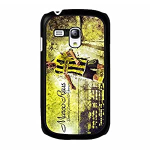 Classic Vintage BVB09 Borussia Dortmund Mobile Phone Case Snap On Samsung Galaxy S3 Mini BVB Football Club Player Marco Reus Protective Cover Case Bundesliga Series