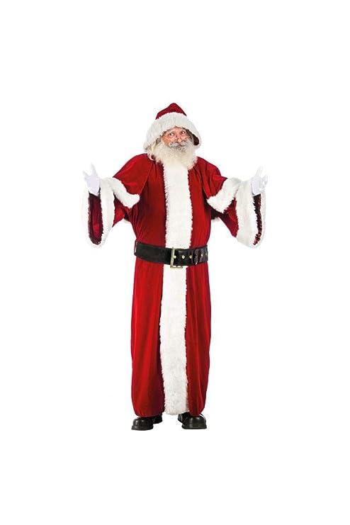 Chaks N1016 X L, disfraz Papá Noel UE Long, Ultra alta calidad ...