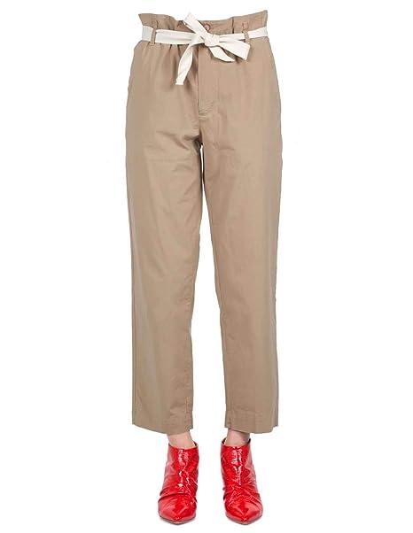 Merci Pantalone Donna Beige P244E Pantalone Beige