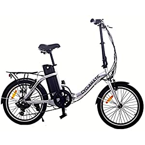 Cyclamatic CX2 Bicycle Electric Foldaway Bike with Lithium Ion Battery