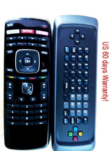 New Vizio 3d Smart Tv Remote Xrt303 3d Keyboard Remote for M