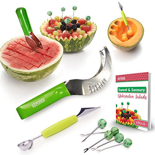 Sapores MelonEssentials Stainless Watermelon Cutter product image