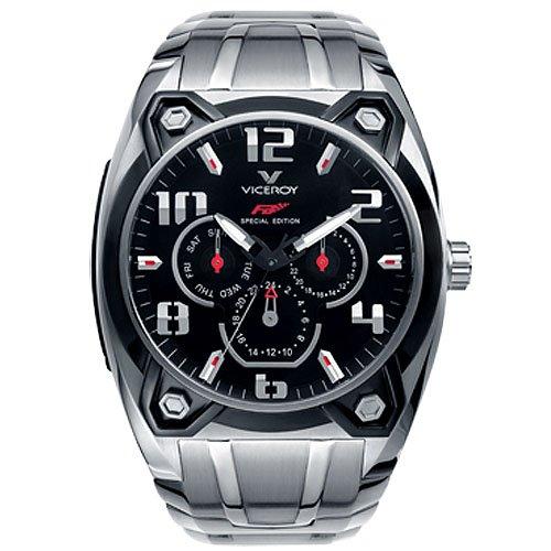 Viceroy 47627 - 55 - Reloj de Pulsera de Hombre, Correa de ...