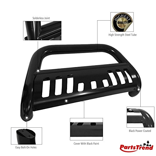14015680f05ed well-wreapped PartsTrend Black Bull Bar Fit for 05-15 Toyota Tacoma ...