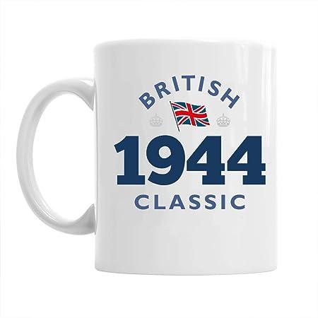 75th Birthday Gift Idea British Classic For Men Or Women Him